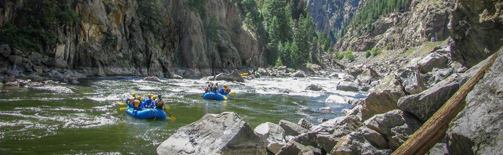 Amazing Whitewater Rafting In Colorado