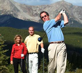 Golfing / Disc Golf in Frisco