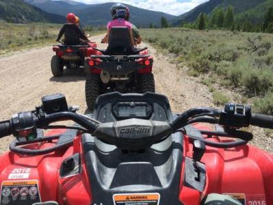 ATV Tours & Rentals in Frisco