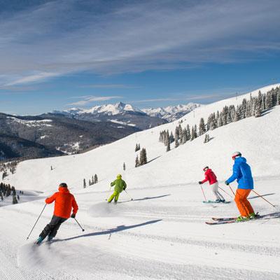 Skiing & Snowboarding in Breckenridge