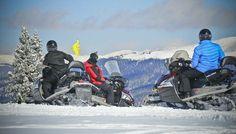 Snowmobiling Tours & Rentals in Breckenridge