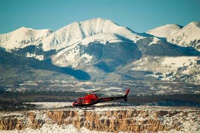 Helicopter / Plane Tours Aspen / Snowmass Area