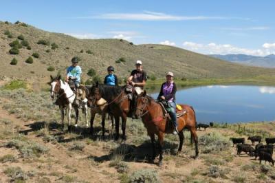 Horseback Riding & Tours in Frisco