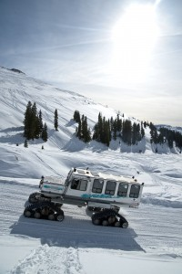 Snowcat & Snow Coach Tours in Keystone