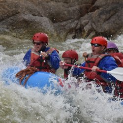 Whitewater Rafting in Dillon