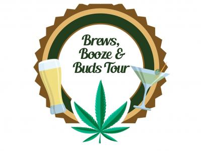 Brews, Booze & Buds Tour